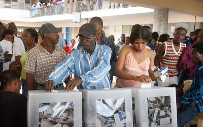 Elections in Haiti not over yet