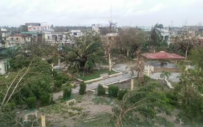Response CoEH members to hurricane Matthew