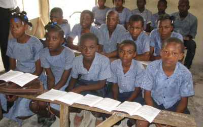 More Creole in classrooms