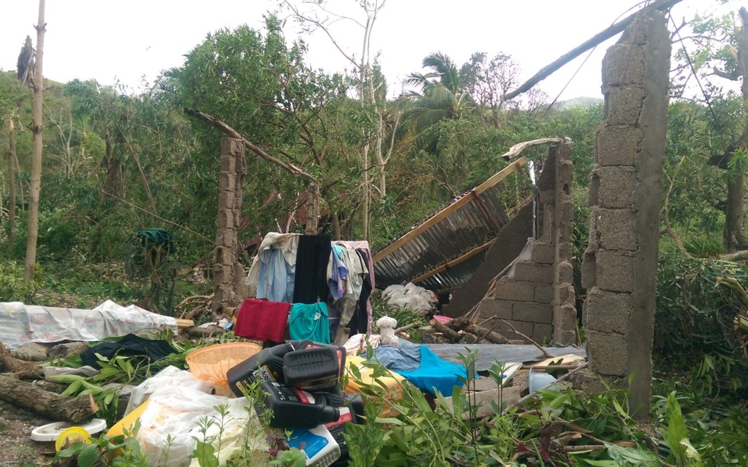 Hurricane season : the cry of the people in the South of Haiti