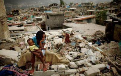 Earthquake in Haiti – not a natural catastrophe!