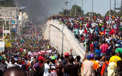 Statement of the COEH: current crisis in Haiti is unprecedented